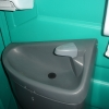 Banheiro Químico Modelo Com Pia