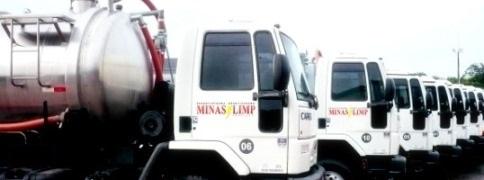 Caminhão Pipa em São Joaquim de Bicas